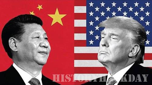 ความตึงเครียด ระหว่างสหรัฐฯ - จีนไม่ได้เริ่มด้วย coronavirus ความสัมพันธ์ระหว่างสหรัฐอเมริกาและจีนได้จมลงไปสู่จุดต่ำสุดหลังเกิดการระบาดของโรค coronavirus