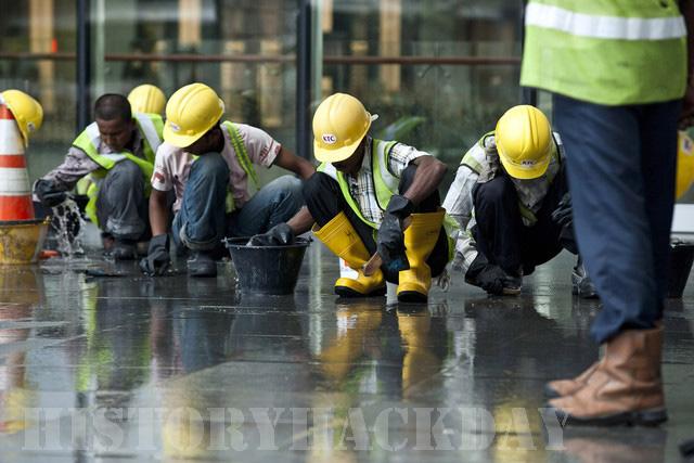 แรงงานชาวสิงคโปร์