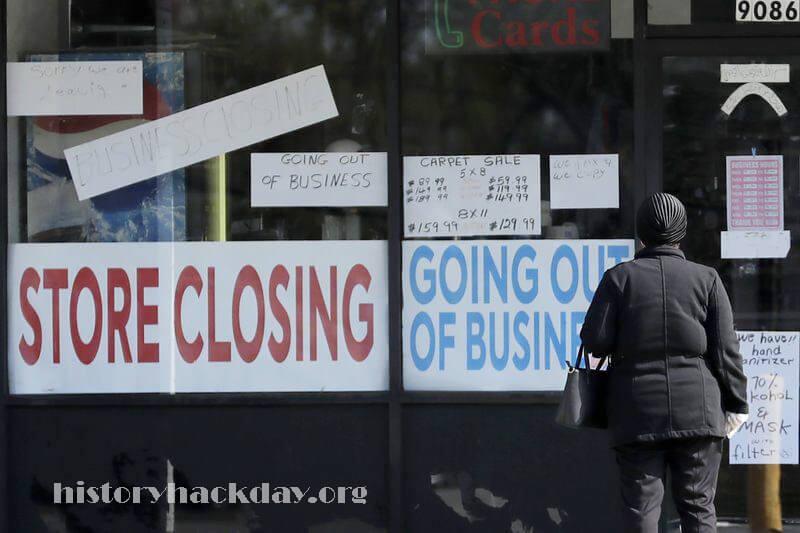 1 ใน 4 ของคนงานสหรัฐ มีน้ำหนักในการถูกเลิกจ้าง เนื่องจากการแพร่ระบาดของไวรัสโคโรนาทำให้ชาวอเมริกันหลายล้านต้องออกจากงาน แต่หลายคนที่ยังทำงาน