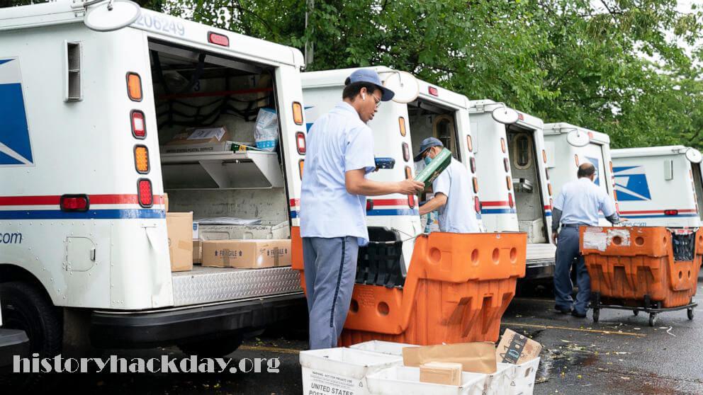 ผู้พิพากษาสั่ง ให้บริการไปรษณีย์ใช้มาตรการพิเศษ ผู้พิพากษาของรัฐบาลกลางได้สั่งให้บริการไปรษณีย์ของสหรัฐอเมริกาใช้ มาตรการพิเศษ เพื่อส่งบัตร