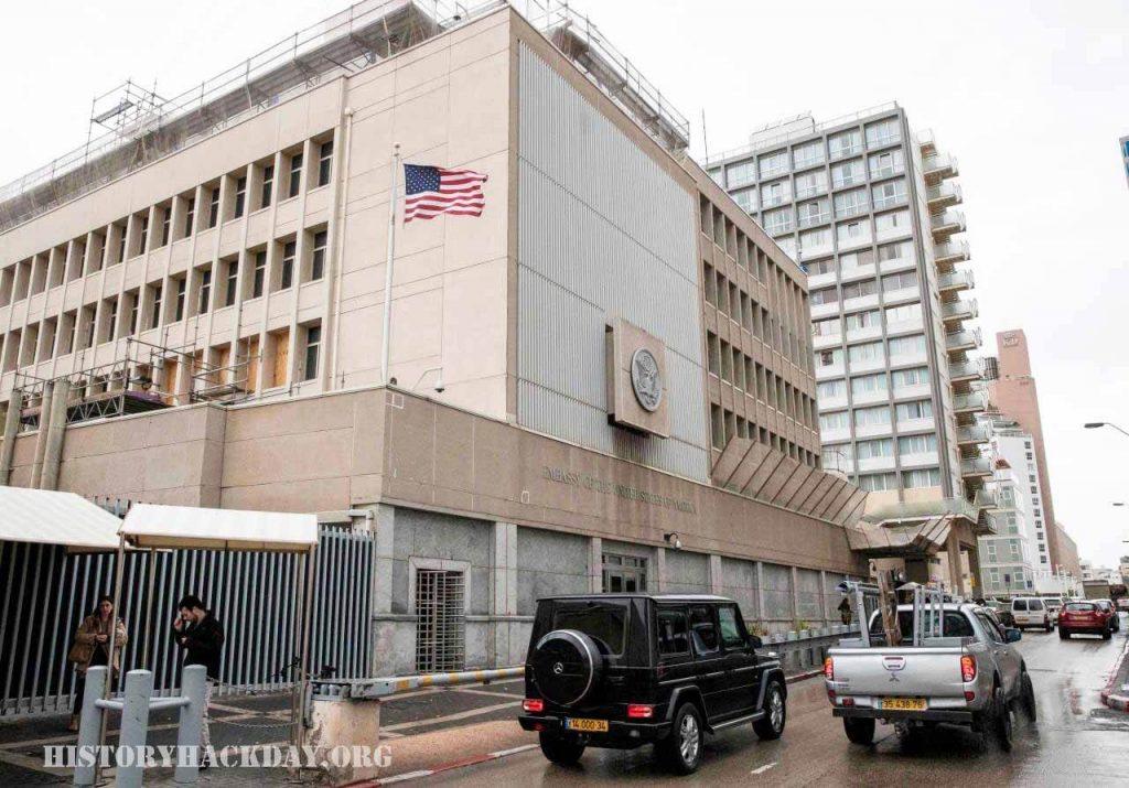 สหรัฐฯขายบ้าน ของเอกอัครราชทูตในอิสราเอลในราคา 67 ล้านดอลลาร์ สหรัฐฯขายที่พำนักของเอกอัครราชทูตในอิสราเอลในราคามากกว่า 67 ล้านดอลลาร์ในเดือน