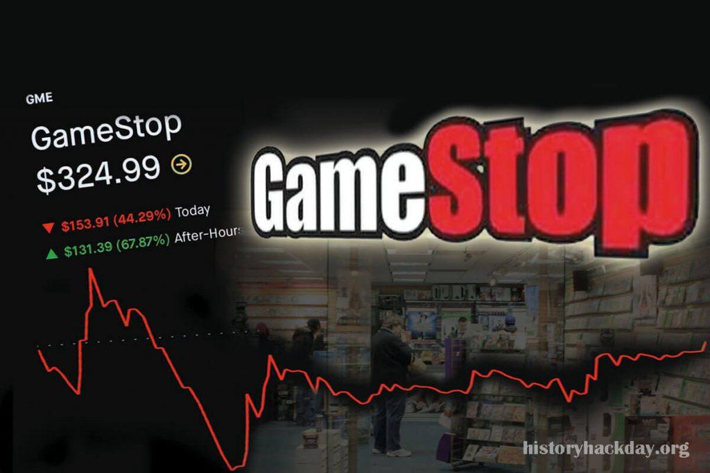 GameStop ขายหุ้น 3.5 ล้านหุ้นหลังความคลั่งไคล้ในหุ้นเพิ่มราคา สองเดือนหลังจากปรากฏการณ์ทางการตลาดนำหุ้นของ GameStop ไปสู่ดวงจันทร์ผู้ค้าปลีก