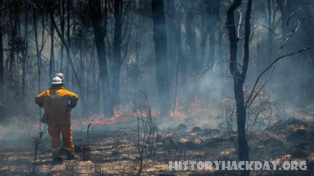 ไบเดนมองเห็นปัญหาการขาดแคลนเพื่อหยุดไฟป่า ที่เกิดจากการเปลี่ยนแปลงสภาพภูมิอากาศ ประธานาธิบดีโจ ไบเดนกำลังส่งเสียงเตือนเกี่ยวกับความต้องการ