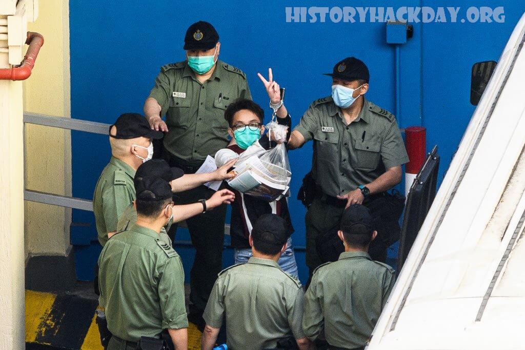 ทนายเผยจีนใช้อินเตอร์โพลขอคืนผู้เห็นต่าง ทนายความขอให้ฝ่ายบริหารของไบเดนปล่อยตัวจากการดูแลการย้ายถิ่นฐานผู้สนับสนุนระบอบประชาธิปไตย