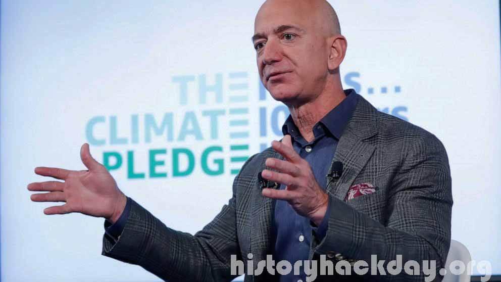 Bezos บริจาคเงิน 200 ล้านดอลลาร์ ให้แก่ Smithsonian สำหรับพิพิธภัณฑ์อากาศและอวกาศ เจฟฟ์ เบซอส ผู้ก่อตั้ง Amazon และนักเดินทางในอวกาศ